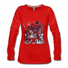 Hipster Tattoo, Metal Shirts, Hippie Style, Rockabilly, Pullover Shirt, Rocker, Christmas Sweaters, Lifestyle, Long Sleeve