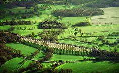 The Ouse Valley Viaduct. London-Brighton Railway Line. - Imgur