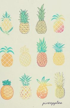 more pineapples