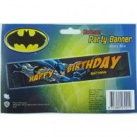 Birthday Banner $8.95 A070212