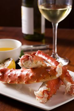 King crab -my favorite dish! Can eat this every day