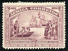 Big Blue 1840-1940: Portuguese Africa