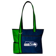 Seattle Seahawks Carryall Tote