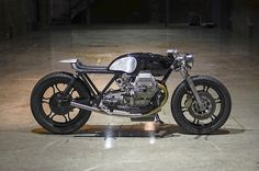 Moto Guzzi Auto Fabrica Type 9   99garage   Cafe Racers Customs Passion Inspiration