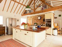A modern barn conversion | Real Homes
