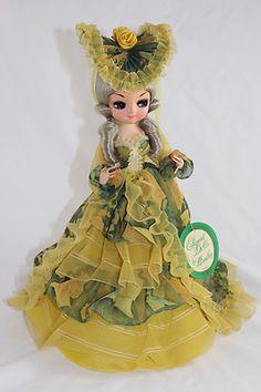 1960's Vintage Elegant Doll By Bradley   eBay