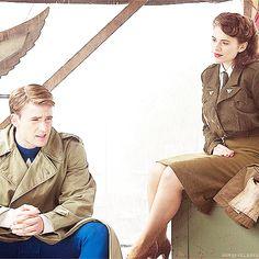 Peggy and Steve