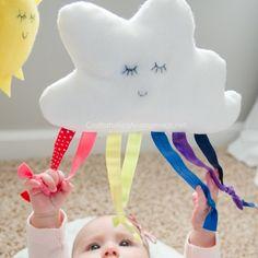 DIY Baby Gym Tutorial with Free Printables