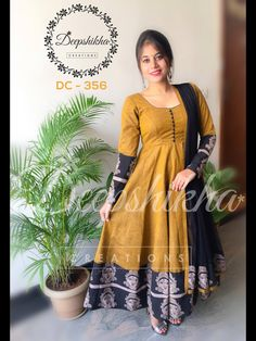 DC 356 For queries kindly whatsapp : 9059683293 Kurta Designs Women, Salwar Designs, Kurti Neck Designs, Dress Neck Designs, Kurti Designs Party Wear, Blouse Designs, Blouse Patterns, Designer Anarkali Dresses, Designer Dresses