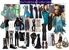 """""""Natascha Fashion"""" by cocodesign-1 on Polyvore"""