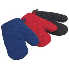 Oven Mitt Oven Mitt Features Thick Quilted Texture Hanging Loop The Glove Was Tested By Placing It Into A Forced Draft Oven At 100 Degrees For