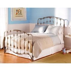 Wesley Allen Nantucket Queen Bed WA-CB1050Q