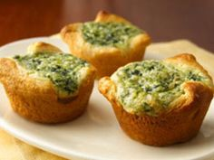 Breakfast Quiche Recipe With Spinach. Slow Cooker Crustless Spinach Quiche 365 Days Of Slow . Spinach And Ricotta Quiche Rachael Ray Every Day. Home and Family Quiche Cups, Quiche Muffins, Breakfast Quiche, Breakfast Time, Breakfast Casserole, Egg Muffins, Spinach Quiche, Breakfast Buffet, Easy Quiche