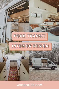 How can good campervan interior design enhance your van life experience? A campervan conversion isn't simply about wood working and electric wiring. Because of the very limited space inside a van, thinking about interior design is a lot more important than most average homes. #fordtransitcampervan #fordtransitvanconversion #vanlifefordtransit Ford Transit Camper Conversion, Ford Transit Campervan, Van Conversion Interior, Camper Van Conversion Diy, Camper Interior Design, Van Interior, Build A Camper Van, Vanz, Van Design