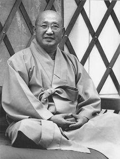 Zen Master Seung Sahn.