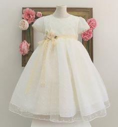 Blush Flower Girl Dresses, Blush Flowers, Baby Girl Dress Patterns, Baptism Gown, Birthday Dresses, Communion, Kids Fashion, Bridesmaid, Gowns