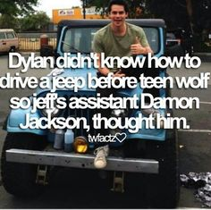 #TeenWolf facts - Dylan O´Brien