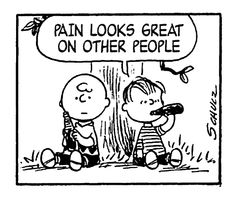 this isn't happiness™ - photo caption contains external link Peanuts Cartoon, Peanuts Gang, Peanuts Comics, Peanuts Quotes, Charlie Brown And Snoopy, Comic Panels, Vintage Comics, Thought Provoking, Comic Strips