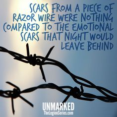 Razor wire is painful, but guilt, fear, and loneliness are so much worse. Kami Garcia, 26 Letters, Ya Books, Cassandra Clare, Writing Prompts, Book Worms, Novels, Supernatural Quotes, Loneliness