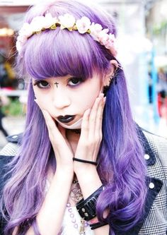 ✝pastel goth, creepy cute, spooky kawaii