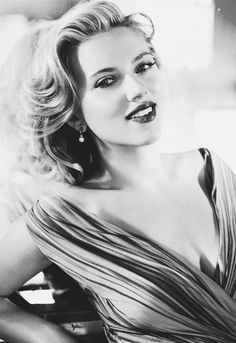 """Scarlett Johansson """"What I respect most in people is naturalness and authenticity. I like to be able to see into their soul. I aspire to being a truthful person."""""""