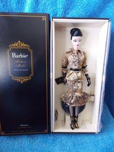 Luciana Silkstone Fashion Model 2013 Barbie Doll NRFB