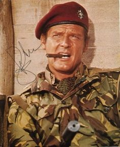 Roger Moore - Characters. Roger