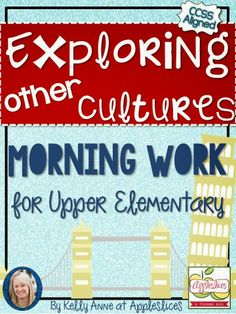 The Top 10 Differences Between Schools in Spain and Schools in the U.S.A. FREEBIE http://www.teacherspayteachers.com/Product/Free-Learning-About-Cultures-Morning-Work-for-Upper-Elementary-CCSS-Aligned-1131648