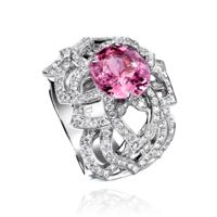 White gold Diamond Ring G34LW100 - Piaget Luxury Jewelry Online