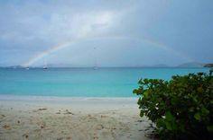 Caneel Bay in the USVI   St. John, US Virgin Islands Resort   Rainbow