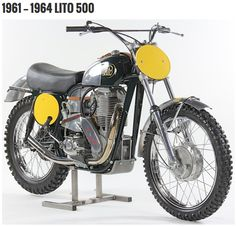 4: THE MOST IMPORTANT MOTOCROSS BIKES OF THE EARLY ERA: When the Monark team was shut down, another member of the Monark empire, Kaj Bornebusch, saw an opportunity to pick up where Monark had left off by building motocross bikes for non-factory riders so they could compete on the same level as the factory teams from Belgium and England...