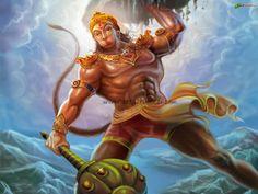 HiNDU GOD: Lord Hanuman