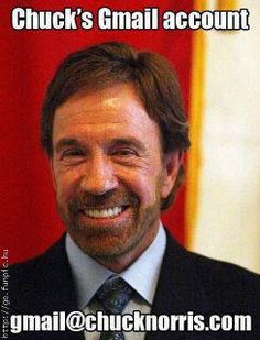 Chuck Norris Jokes Never Cease To Amuse Me