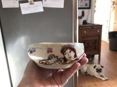 Other side Geisha bowl