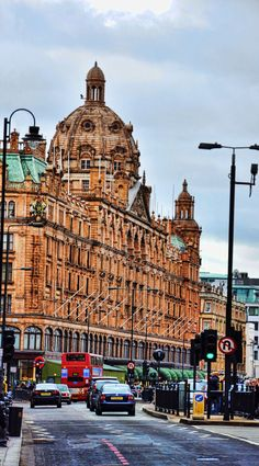 "Harrods, London, England. Fancy to #travel #London? Include this in your #bucketlist and visit ""City is Yours"" http://www.cityisyours.com/explore to discover amazing bucket lists created by local experts. #local #restaurant #bar #hotel."