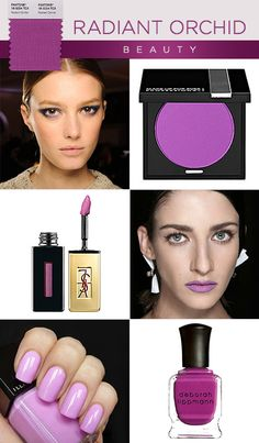 LUX Beauty: Radiant Orchid
