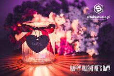 Happy Valentine's Day! #valentines #sztukastudio