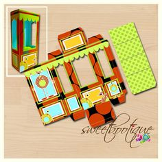 Small gift box by SweetBootique