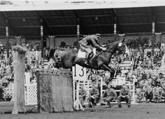 Equestrian world pays tribute to Italian eight-time Olympian Piero d'Inzeo