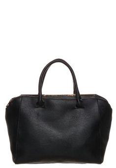 Shopping bag - musta