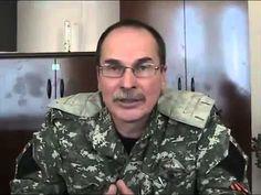Федор Березин по окраинам Славянска применены фосфорные бомбы