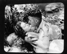 """Greta Garbo in the film """"Love"""" (1927)"""