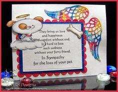 DRS Designs Rubber Stamps: Challenge #125 - Pets R Us!