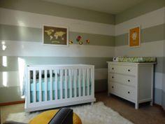babymod olivia crib & ikea hemnes dresser