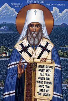 St. Innocent of Alaska  Patron Saint of Project Mexico