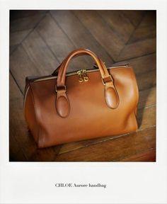 CHLOE camel leather bag  Sold on the eshop www.louiseparis.fr #ilovechloe