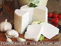 #Handmade cheese from Hungary  Házisajtok a tündérek asztaláról - Fokhagymás gomolya sajt