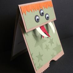 Monster puppet craft?