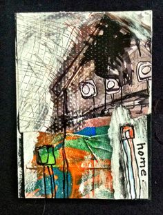 Journal page - created by Debi West