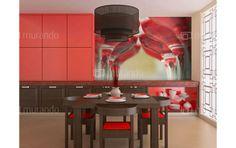 Idee für Fototapete Küche  wine, kitchen